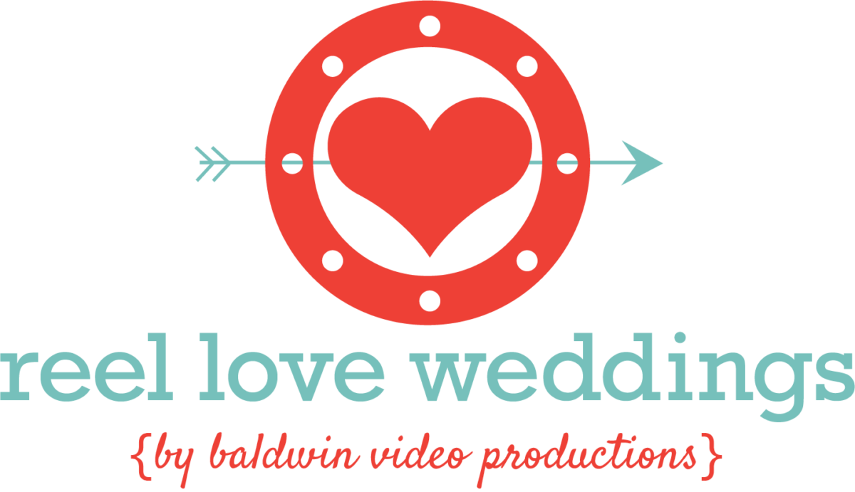 Reel Love Weddings PNG logo